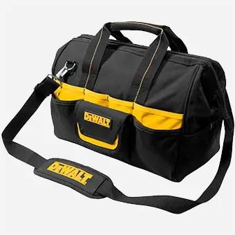 Tools to Have in Workshop - DEWALT-Pocket-Tool-Bag
