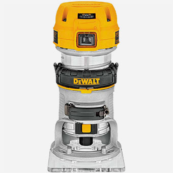 Tools to Have in Workshop - DEWALT-Router-Fixed-Base