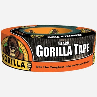 Tools to Have in Workshop - Gorilla Duct Tape Black