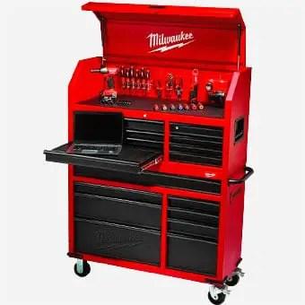 Milwaukee-Heavy-Duty-Rolling-Steel-Storage-Cabinet