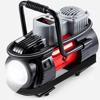 Tools to Have in Workshop - NoOne Digital Tire Inflator,12V Air Compressor Pump