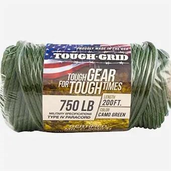TOUGH-GRID Paracord-Parachute-Cord