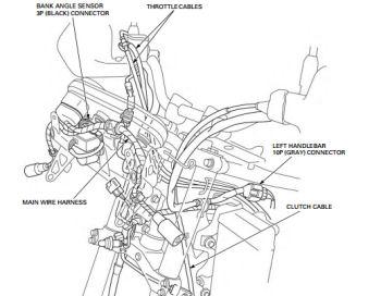 Honda Transalp XL700V XL700VA Repair Manual Instant Download