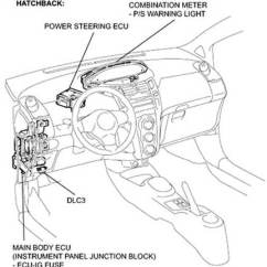 2008 Scion Xd Wiring Diagram Rover 75 Airbag Daihatsu Sirion Electric Power Steering Problem - Resolved