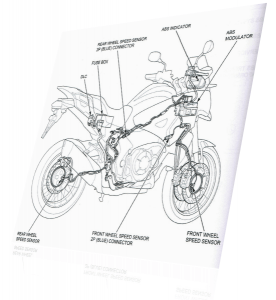 The Official Honda VFR1200X Repair Manual Instant PDF Download