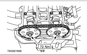 Ford Focus 1.8L HE Duratec Timing Chain Removal And