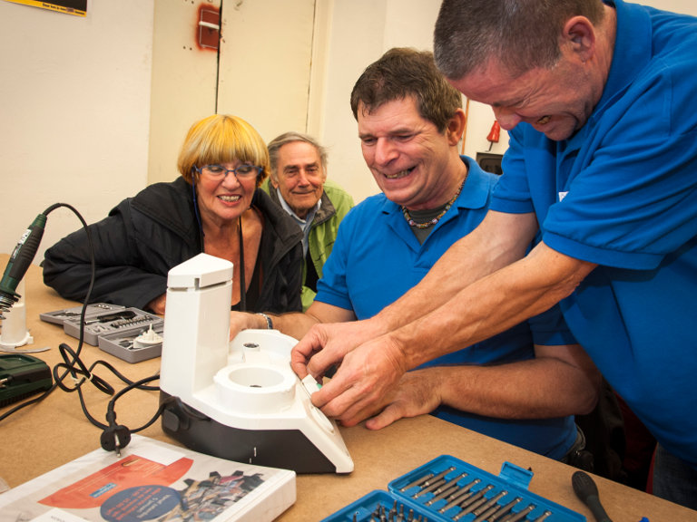 Pourquoi un Repair Café?