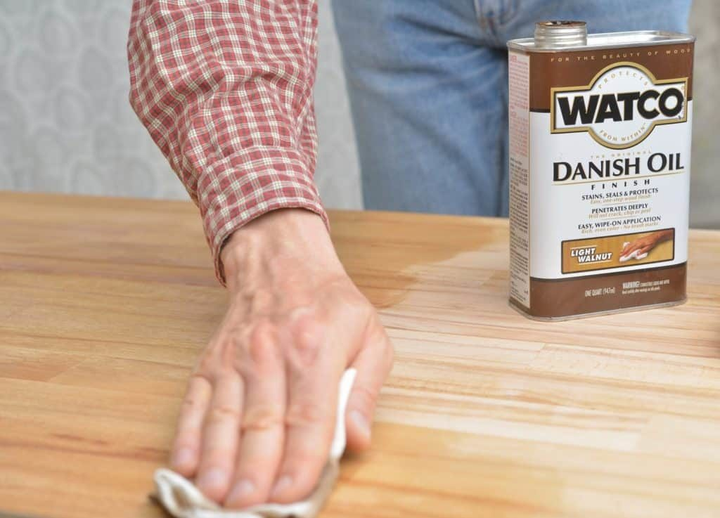 Difference Between Tung Oil And Danish Oil