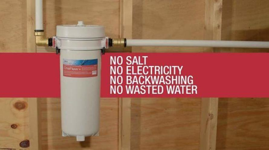 Salt Less Water Softener