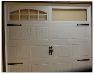 Plano Garage Door Showroom  New Garage Door Installation