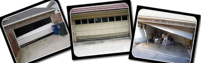 Discount garage door service