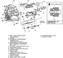 The Instrument Cluster Wiring Diagram For 2002 Ford F350