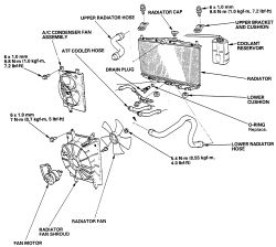 Wiring Diagram: 10 2002 Honda Civic Exhaust System Diagram