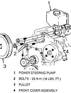 1967 Camaro Water Pump 1968 GTO Water Pump Wiring Diagram
