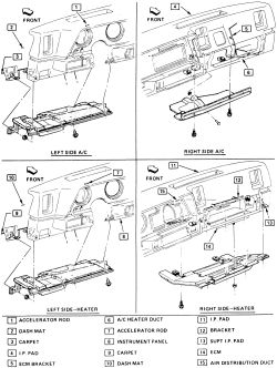 Ford Power Mirror Switch Wiring Diagram Ford Power Seat
