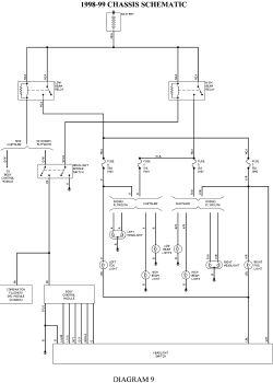 chrysler voyager wiring diagrams av system diagram   repair guides autozone.com