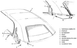 HowToRepairGuide.com: How to replace convertible top on