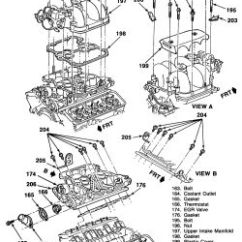 1997 Buick Lesabre Wiring Diagram 2003 Ford Expedition Vacuum | Repair Guides Engine Mechanical Intake Manifold Autozone.com