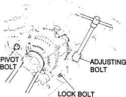Serpentine Belt Wear Side Drive Belt Wear Wiring Diagram
