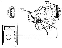 Gm Tps Connector GM TBI Connector Wiring Diagram ~ Odicis