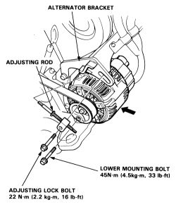 Acura Legend Alternator Wiring, Acura, Free Engine Image