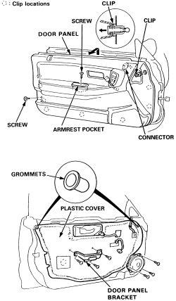 Acura Integra Door Handle Toyota Pickup Door Handle Wiring