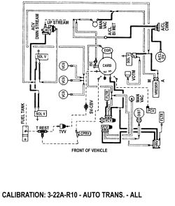 what is the vacuum schematic for 1977 ford pick up, 302