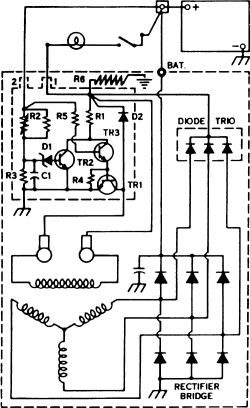 Gm Si Alternator Wiring Diagram GM Ad Alternator Wiring