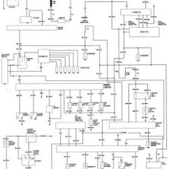 Toyota Land Cruiser 1996 Electrical Wiring Diagram Solar Panel Circuit Schematic Repair Guides Diagrams Autozone Com 19 1981 Click Image To See An Enlarged View