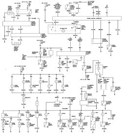 toyota pickup wiring diagram image 1993 toyota pickup wiring schematic 1993 auto wiring diagram on 1993 toyota pickup wiring diagram