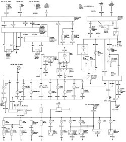 1989 Toyotum Pickup Fuse Diagram