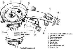 Air Filter Vacuum Indicator, Air, Free Engine Image For