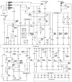 home speaker wiring diagram 1965 mustang diagrams electrical schematics repair guides autozone com click image to see an enlarged view