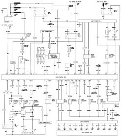 nissan d40 wiring diagrams general electric motor diagram | repair guides autozone.com