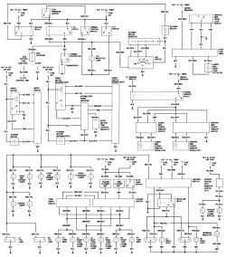 schematic wiring diagram of a house 2006 dodge ram 2500 radio repair guides diagrams autozone com click image to see an enlarged view