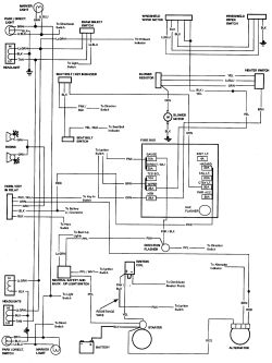 1964 chevrolet truck wiring diagrams wiring diagrams 72 chevy truck headlight wiring get image about