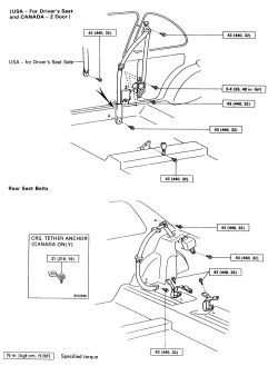 Toyota Tercel 2 Door Isuzu Stylus 2 Door Wiring Diagram