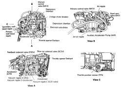 1998 Ford Truck F150 1/2 ton P/U 2WD 4.6L FI SOHC 8cyl