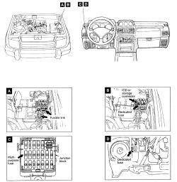 Mitsubishi L200 Headlight Wiring Diagram