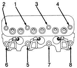 2003 Lincoln Truck Navigator 4WD 5.4L MFI DOHC 8cyl