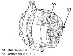 Delcotron Cs Alternator Wiring Diagram Vehicle Alternator