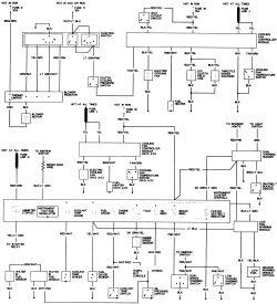 2001 Hyundai XG300 30L FI 6cyl   Repair Guides   Wiring