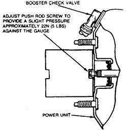 Service manual [1995 Buick Park Avenue Repair Rear Brakes