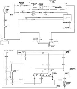 1993 honda accord headlight wiring diagram ready remote repair guides diagrams autozone com 45 engine click image to see an enlarged view