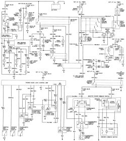 1993 honda accord headlight wiring diagram for ignition coil with points 1992 prelude all data repair guides diagrams autozone com 98