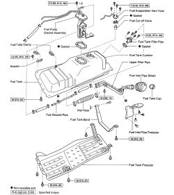 96 Toyota T100 Fuel Pump, 96, Free Engine Image For User