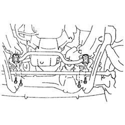 2004 Chevrolet Truck Trailblazer 4WD 4.2L MFI DOHC 6cyl