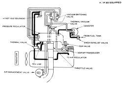 1989 Isuzu Trooper Vacuum Hose Diagram, 1989, Free Engine
