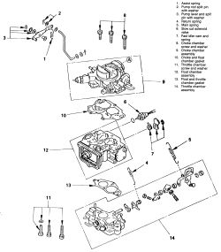 Isuzu Throttle Body Pontiac Throttle Body Wiring Diagram