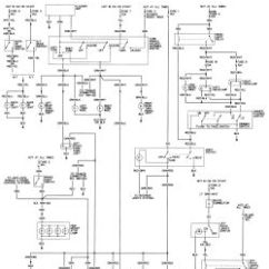 Schematic Wiring Diagram Of A House 1993 Toyota Corolla Fuse Box Repair Guides Diagrams Autozone Com Click Image To See An Enlarged View